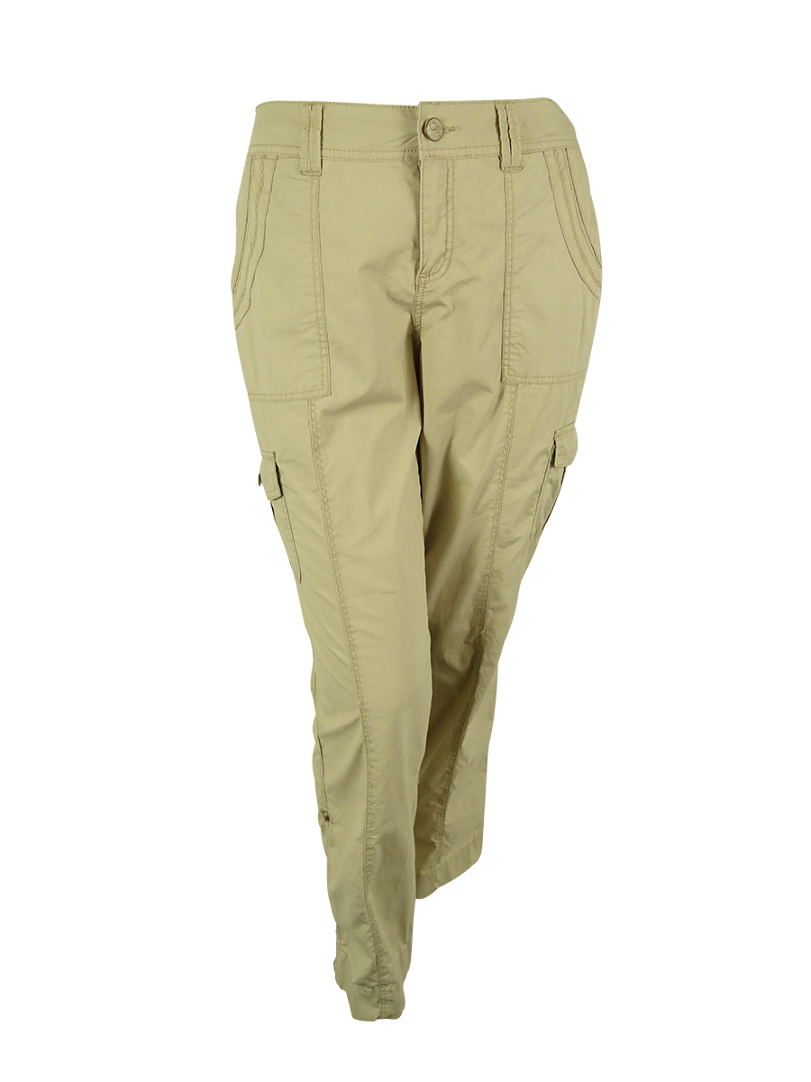 Style & Co. Women's Tummy Control Convertible Leg Pants