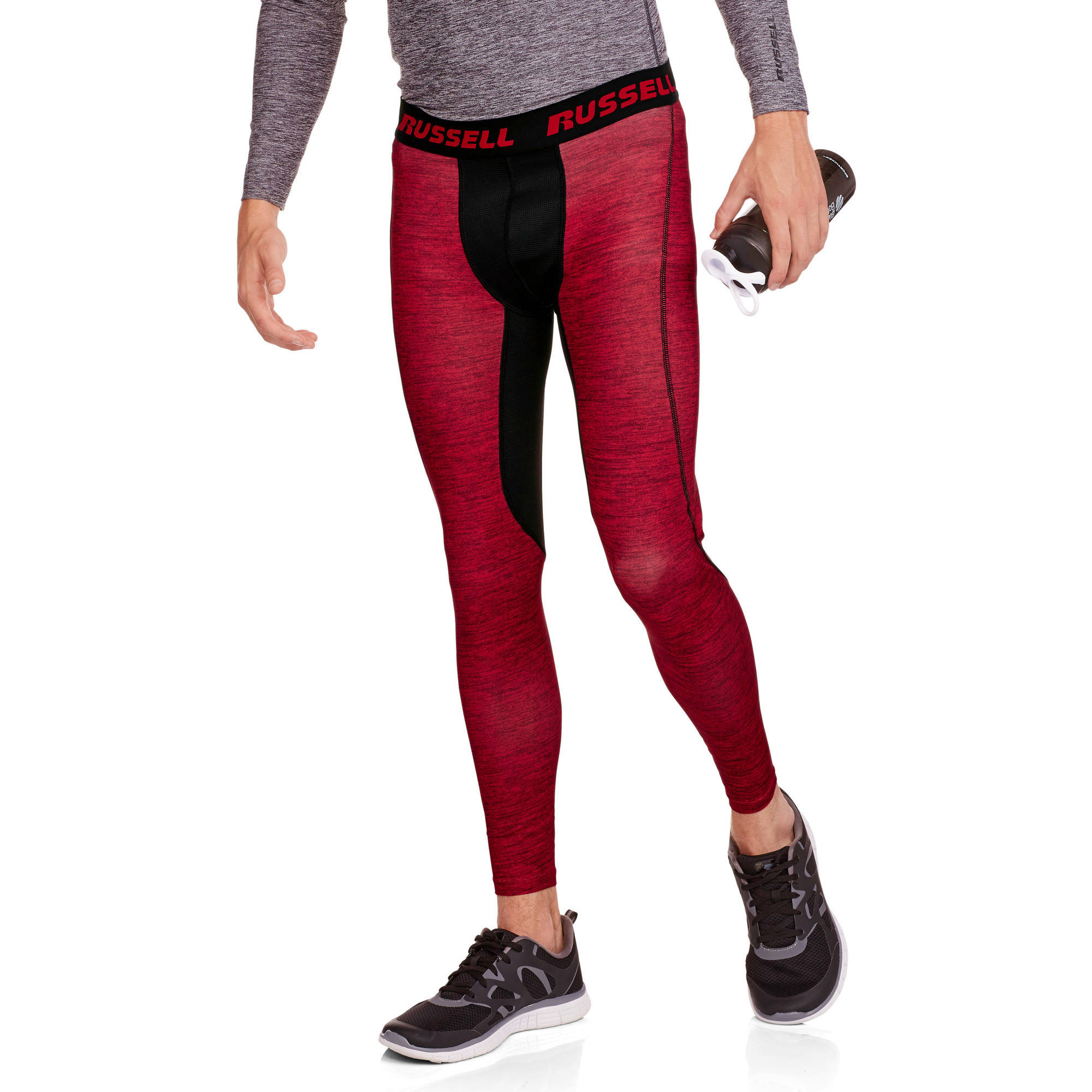 Russell Men's Printed Compression Pant