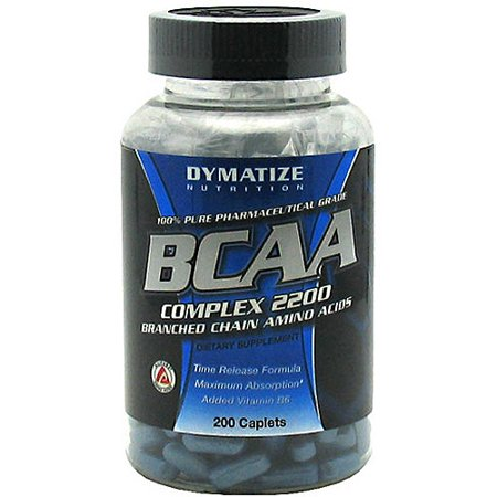 BCAA 200 Par  - 200 Capsules