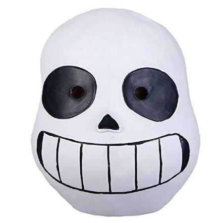 Deluxe Latex Full Head Black eyes Hood Masque Adult (Masques D'halloween En Latex)