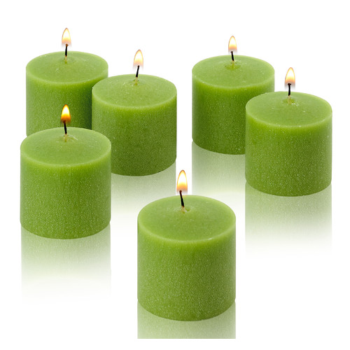 Light In the Dark Votive Candle Set (Set of 12)