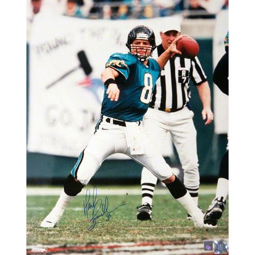NFL - Mark Brunell Jacksonville Jaguars Autographed 16x20 Photograph