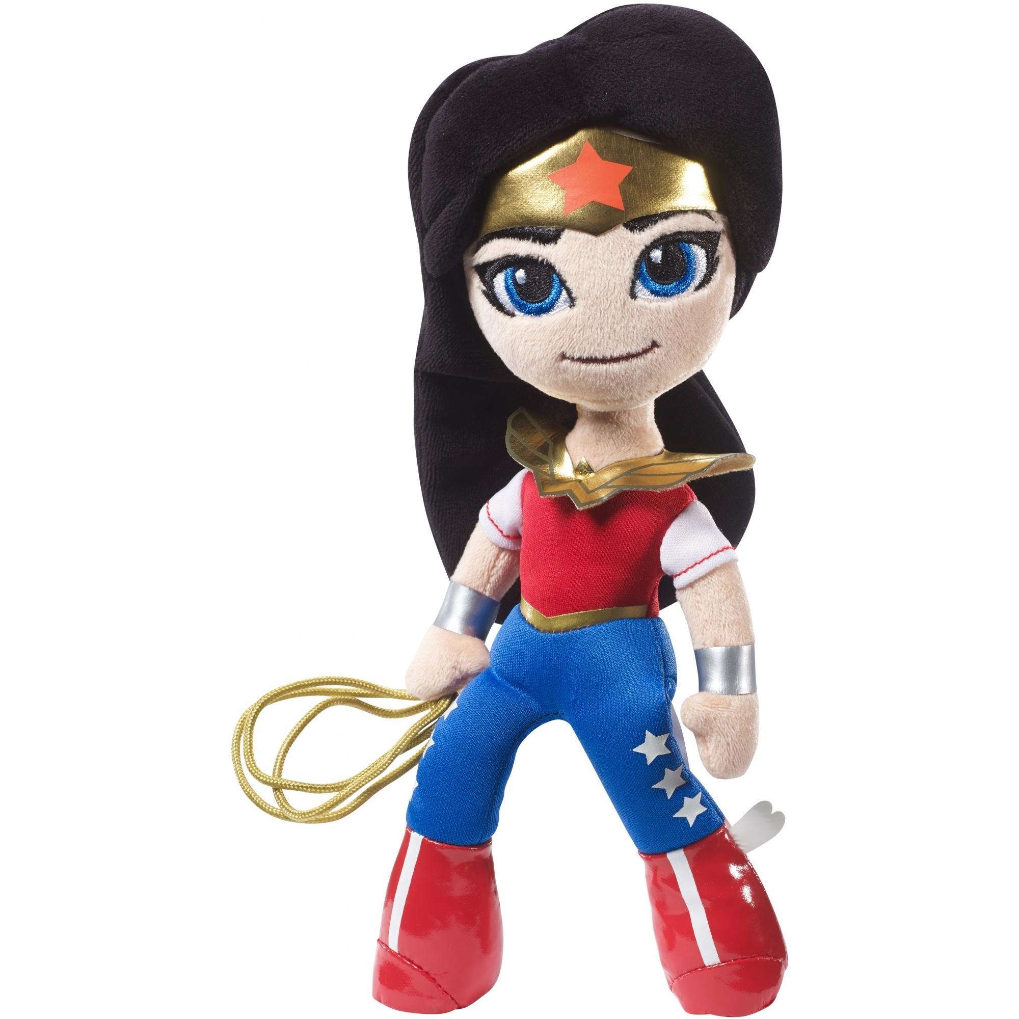 DC Super Hero Girls Wonder Woman Mini Plush Doll