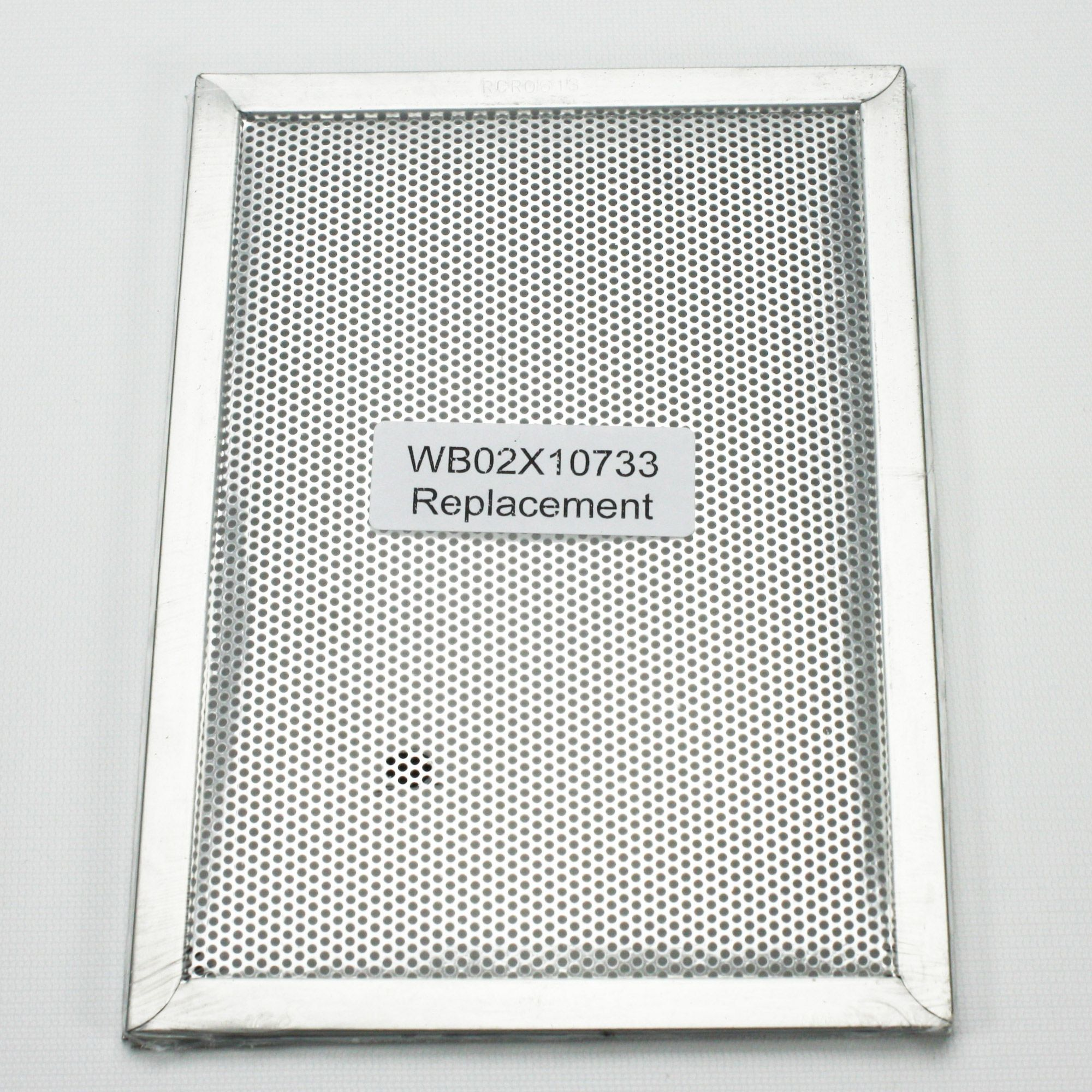 GE WB02X10733 Microwave Charcoal Filter