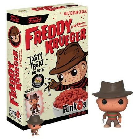 FunkO's Freddy Krueger Breakfast - Freddy Krueger Caterpillar