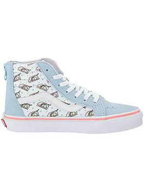 Vans Kids K SK8-HI Zip Fashion Sneakers
