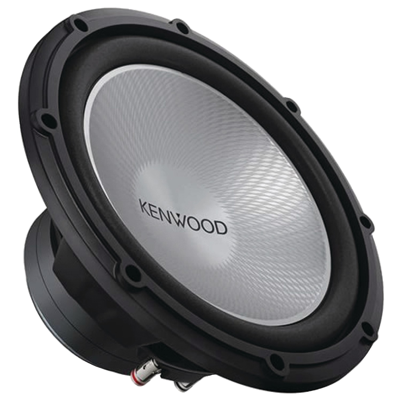 "Kenwood KFC-W12DVC 1,000-Watt 12"" Dual Voice-Coil Subwoofer"