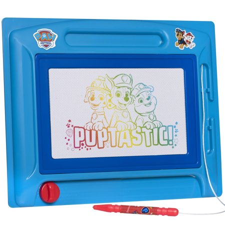 Paw Patrol Magnetic Doodle Board - Etch a Sketch Classic, Magnetic Drawing Board for Kids, Great Toy for Toddlers