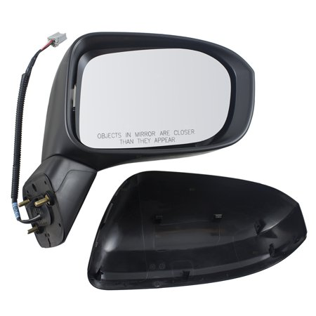 Honda Side View Mirrors - BROCK Power Side View Mirror Passenger Replacement for 14-15 Honda Civic 76208-TR4-C01