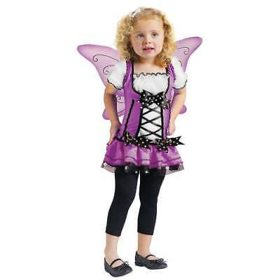 IN-13589885 Lilac Fairy Halloween Costume for Toddler TODDLER 3T-4T