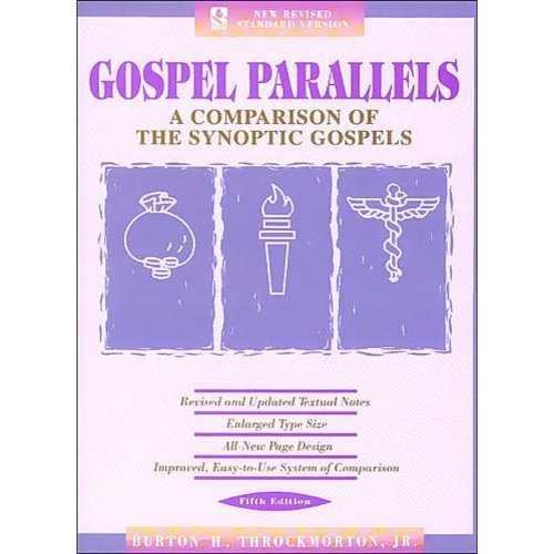 Gospel Parallels, NRSV Edition : A Comparison of the Synoptic Gospels