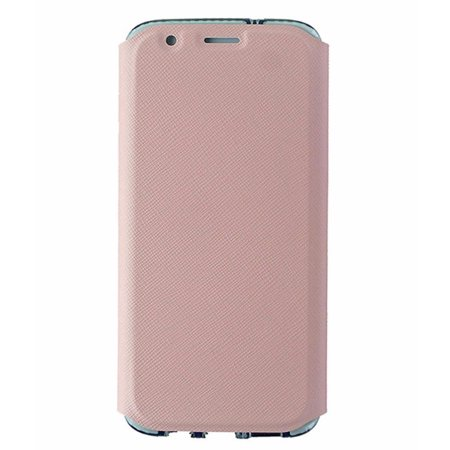 finest selection 32476 968ce Tech21 Evo Wallet Folio Shell Case for Samsung Galaxy S7 Edge - Light Pink