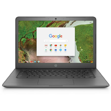 HP Chromebook 14 G5 14 Inch Touchscreen LCD Chromebook - Intel Celeron  N3450 Quad-core (4 Core) 1 10 GHz - 8 GB LPDDR4 - 32 GB Flash Memory -  Chrome