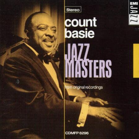 Count Basie Jazz - JAZZ MASTERS [COUNT BASIE] [CD] [1 DISC]