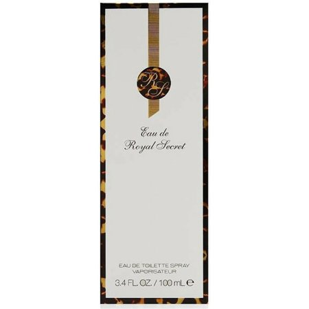 Five Star Eau De Royal Secret Fragrance for Women 3.40 oz ()