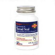 William H Harvey 540393 8 oz Master Plumber Thread Seal, Yellow