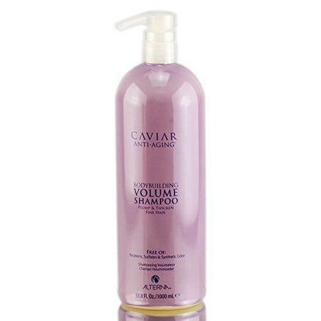 alterna caviar anti-aging bodybuilding volume shampoo - 33.8 oz
