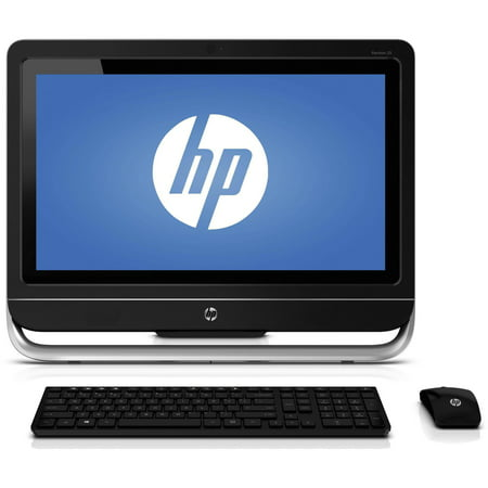 """HP Black Pavilion 23-f213w All-In-One Desktop PC with AMD Elite A6-6400K Accelerated Processor, 4GB Memory, 23"""" Monitor, 1TB Hard Drive and Windows 8"""