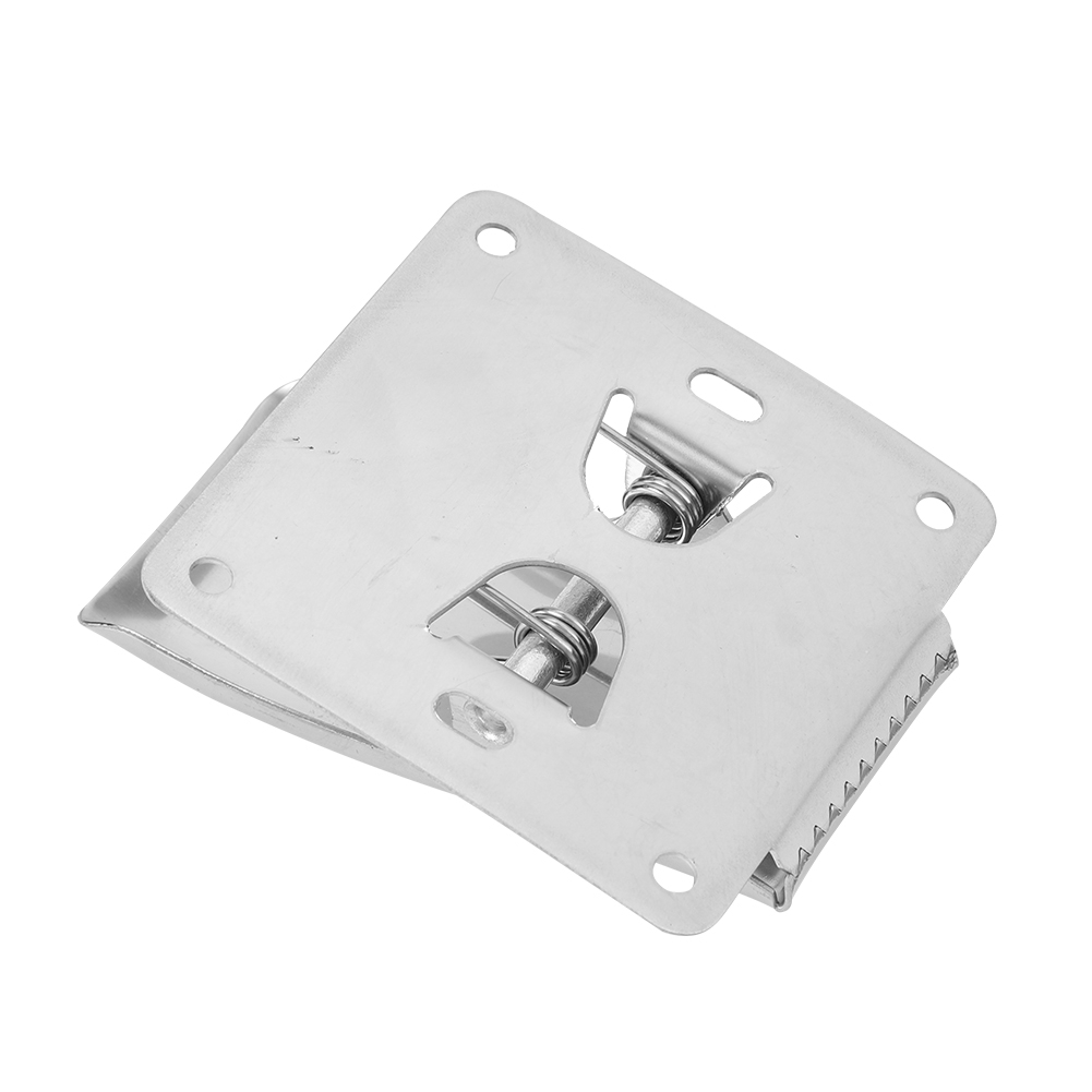 Stainless Steel Fillet Clamp For Fish Cleaning Board Deep Jaw Fish Tail Clip