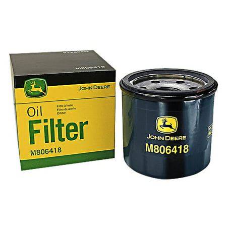 John Deere M806418 OIL FILTER (John Deere 345 Oil Filter Cross Reference)