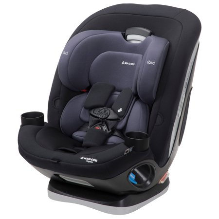 Maxi-Cosi Magellan All-in-One Convertible Car Seat with 5 modes, Midnight