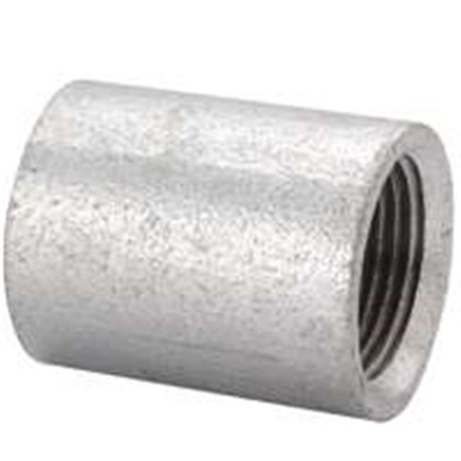 PPGSC-15 0.5 in. Galvanized Merchant Coupling - image 1 de 1