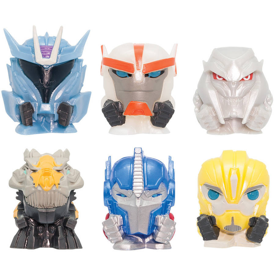 Mash'ems Value Pack, Transformers, S1