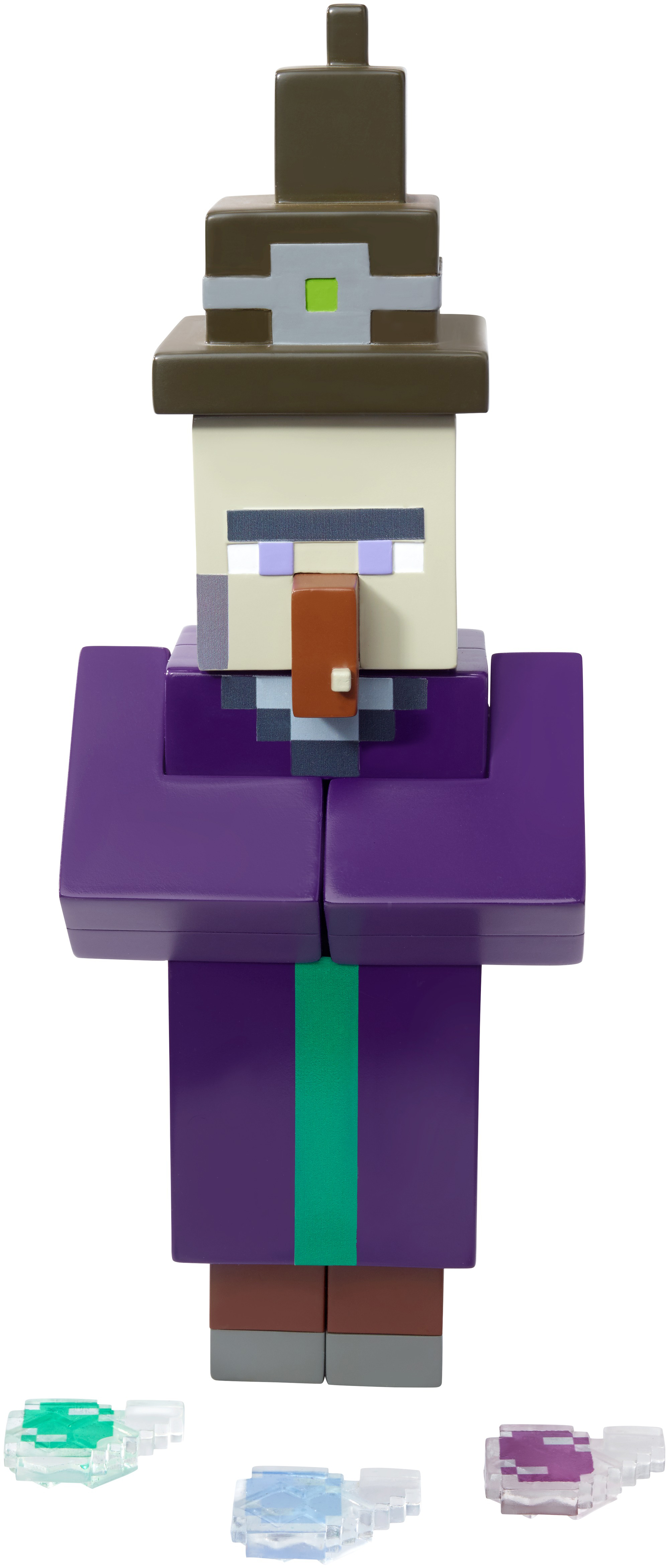 Minecraft Potion Throwing Witch Basic Figure by Mattel