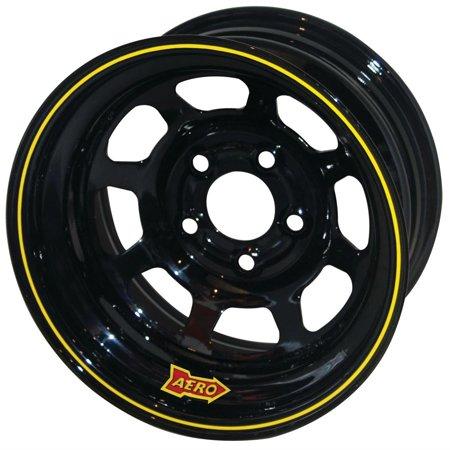 Aero 50-104530 50 Series 15x10 Inch Wheel, 5x4.5 BP, 3 Inch BS