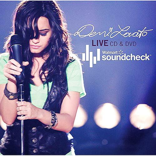 Anderson Lovato, Demi        Exc-live Soundcheck
