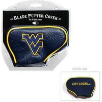 Team Golf NCAA West Virginia Golf Blade Putter Cover