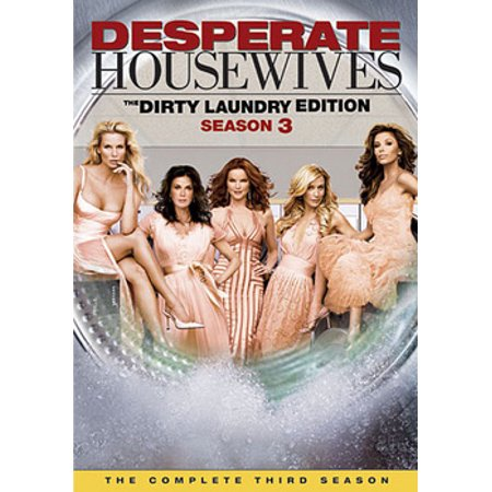 Desperate Housewives: Season 3 - The Dirty Laundry Edition (DVD)