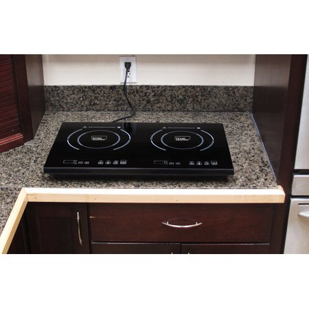 True Induction Portable Double Burner Induction (Slide In Induction Range With Double Oven)