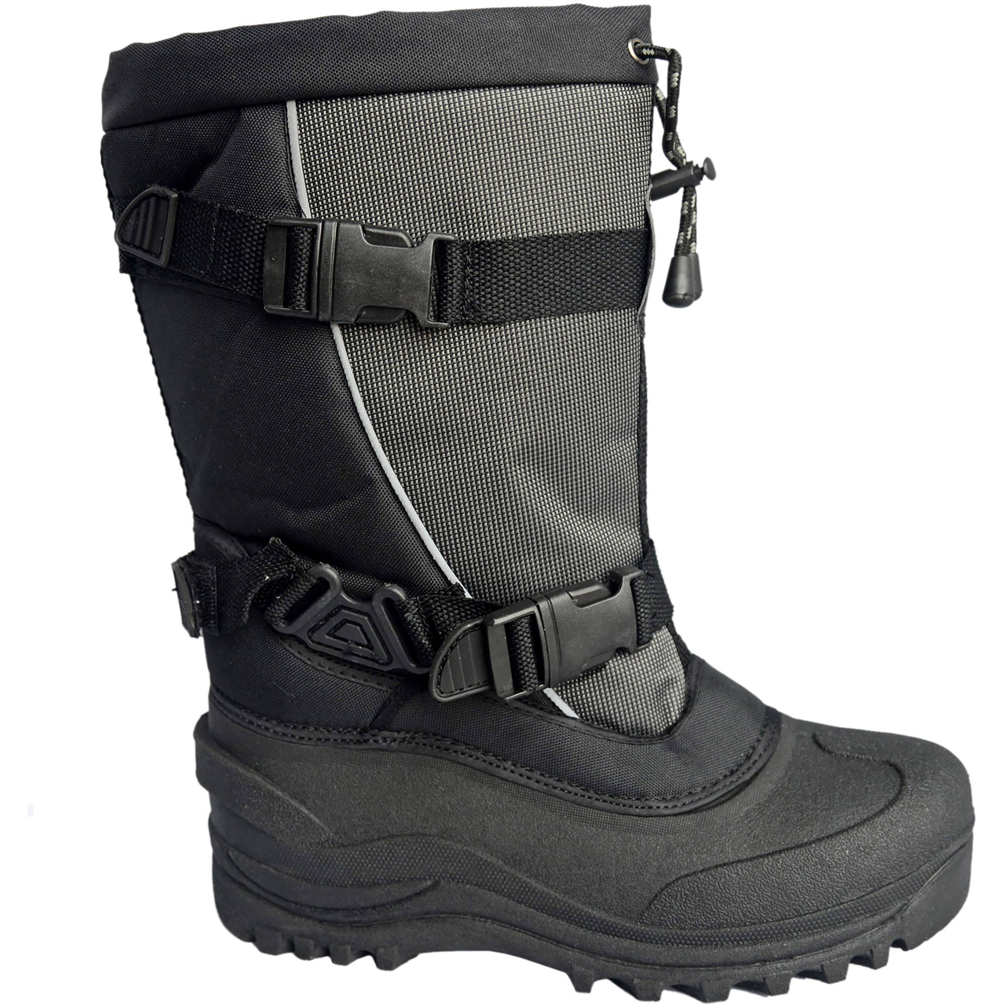 Cold Front Women's Sled Cat Buckle Winter Boot