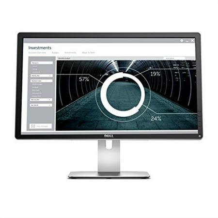 dell ultra hd 4k monitor p2415q 24-inch screen led-lit