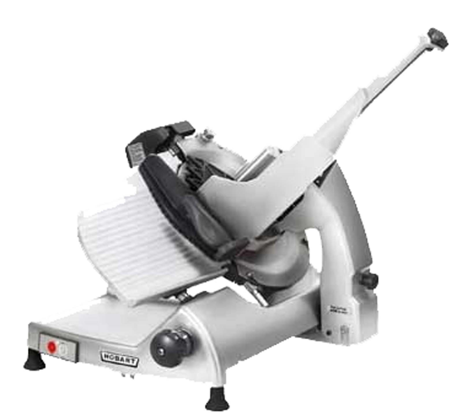 """Hobart HS6N-1 Manual Heavy Duty Meat Slicer with 13"""" CleanCut Non-Removable Knife by"""
