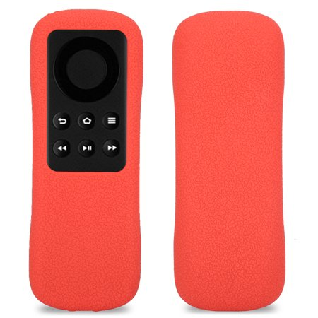 Tbest Shockproof Protective Anti-drop Silicone Cover Case For Amazon Fire TV Stick Remote Controller, Silicone Remote Controller Case, Remote Controller Cover For For Amazon Fire TV Stick