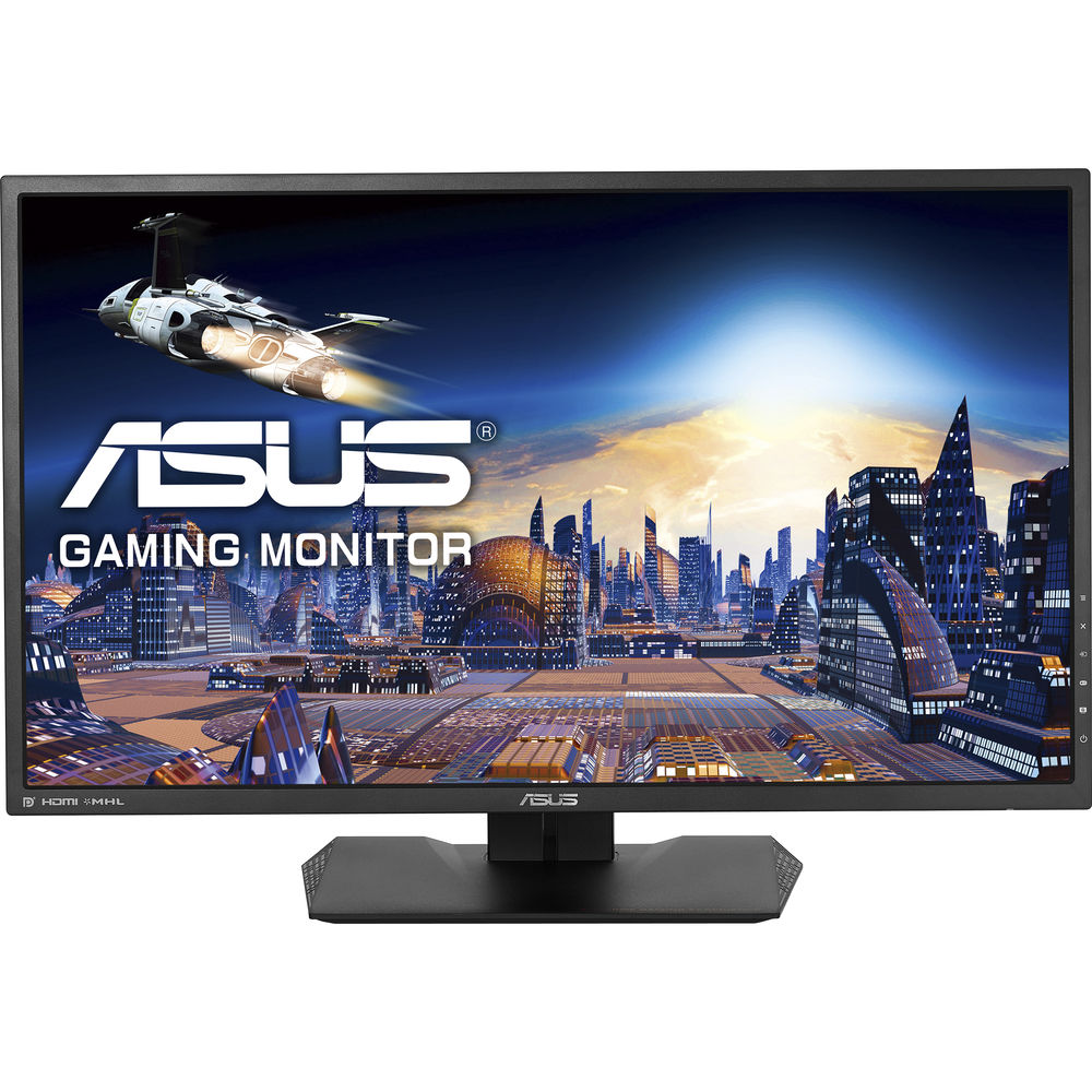 Refurbished - ASUS MG279Q 27 LED IPS Ergonomic Pro High performance Monitor 2560x1440 144Hz