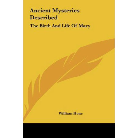 Ancient Mysteries Described - image 1 de 1