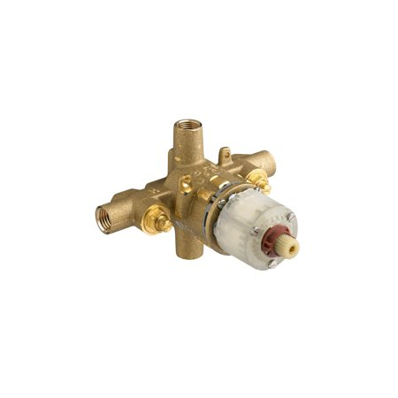 American Standard Pressure Balance Rough Valve Body with Female Thread I.P.S. Inlets/Outlets with Screwdriver Stops Shower Valve Body Rough