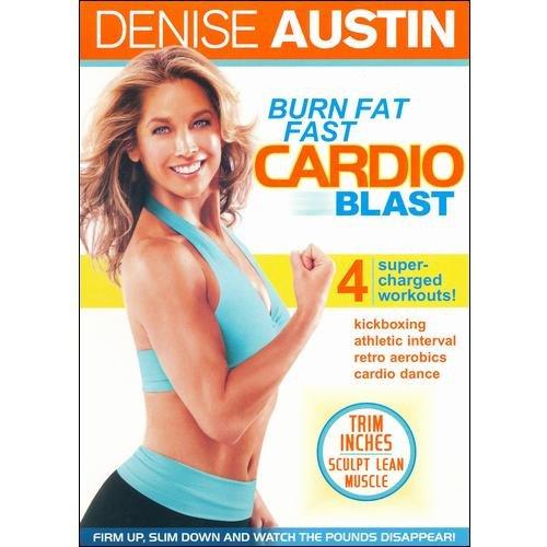 Denise Austin: Burn Fat Fast Cardio Blast by LIONS GATE ENTERTAINMENT CORP