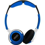 Sentry Headart Extreme Folding Headphones, Blue