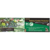- Zareba DC Garden Protector Battery-Powered Electric Fence Kit