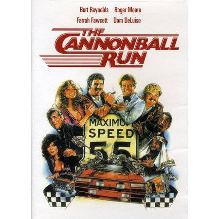 The Cannonball Run  Widescreen