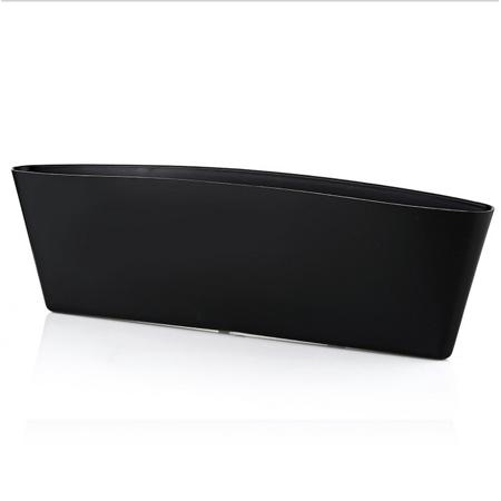 Leach Tray (2015 Car Seat Gap Pocket Catcher Organizer Leak-Proof Storage Box Trays Storage)