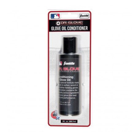 Franklin Sports Industry 10398 MLB Glove Conditioning Oil