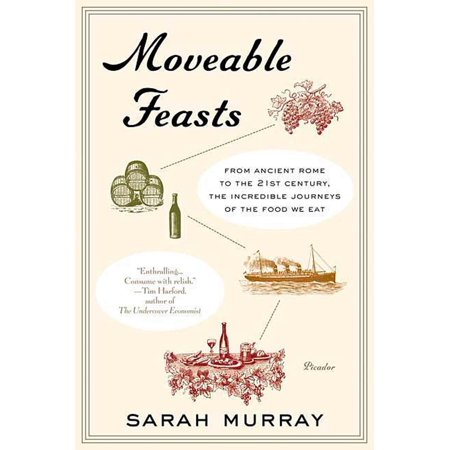 Moveable Feasts : From Ancient Rome to the 21st Century, the Incredible Journeys of the Food We