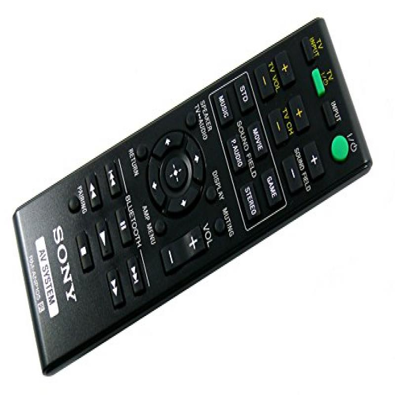 Sony Replacement Remote Control for RMANP105, HTCT660, 14...