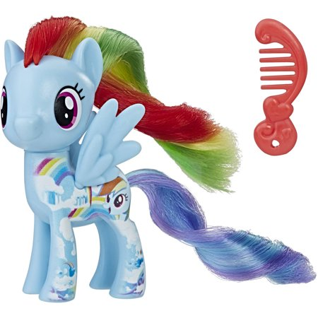 My Little Pony Friends All About Rainbow - My Little Pony Rainbow Dash Sister