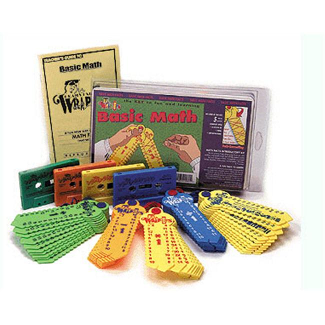 LEARNING WRAP-UPS LWUK801CD WRAP-UP BASIC MATH INTRO KIT